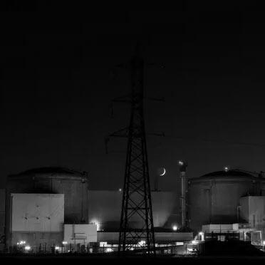АЕС Фесенгайм минулої середи. Реактор, якому 43 роки, припинить свою роботу вже цього тижня. Фото: Sébastien Bozon/AFP/Getty Images