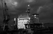 Російський сухогруз, що перевозив уранову сировину, зіткнувся з танкером